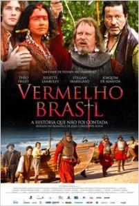 Vermelho Brasil - poster nacional