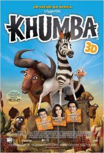 Khumba - poster nacional
