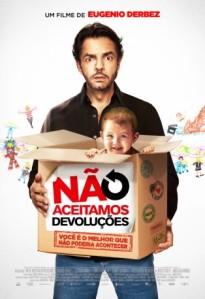Não Aceitamos Devoluções - poster nacional