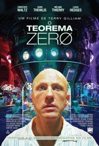 O Teorema Zero - poster nacional
