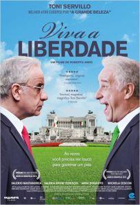 Viva a Liberdade - poster nacional