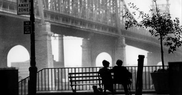 """Cena clássica de """"Manhattan"""" (1979)"""