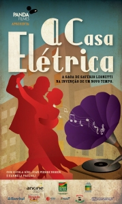 A Casa Elétrica - poster