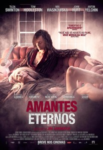 Amantes Eternos - poster nacional