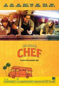 Chef - poster nacional