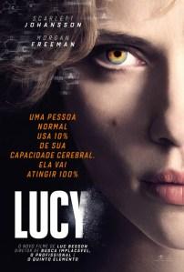 Lucy - poster nacional