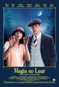 Magia ao Luar - poster nacional
