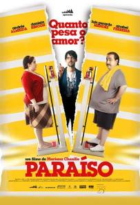 Paraíso - poster nacional
