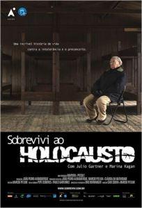 Sobrevivi ao Holocausto - poster