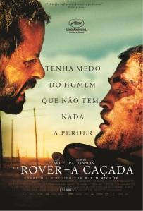 The Rover - A Caçada - poster nacional