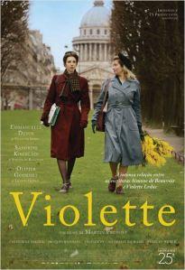 Violette - poster nacional