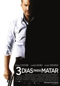 3 Dias Para Matar - poster nacional