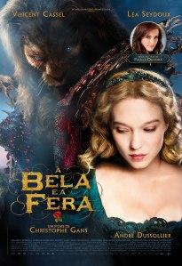 A Bela e a Fera - poster nacional