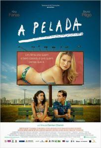 A Pelada - poster