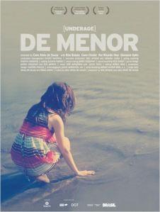 De Menor - poster