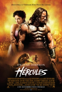 Hércules - poster nacional