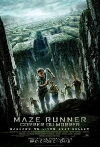 Maze Runner: Correr ou Morrer - poster nacional