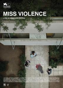 Miss Violence - poster