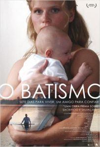 O Batismo - poster nacional