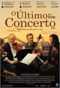 O Último Concerto - poster nacional
