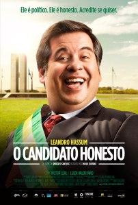 O Candidato Honesto - poster