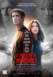O Doador de Memórias - poster nacional