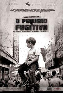 O Pequeno Fugitivo - poster nacional