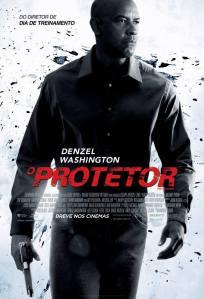 O Protetor - poster nacional