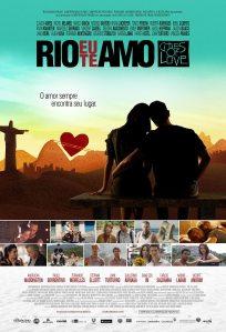 Rio, Eu Te Amo - poster nacional