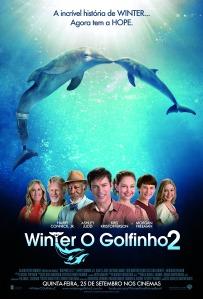 Winter - O Golfinho 2 - poster nacional