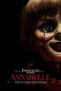 Annabelle - poster nacional
