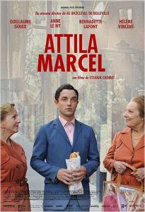 Attila Marcel - poster nacional