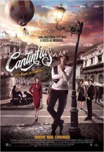 Cantinflas: A Magia da Comédia - poster nacional
