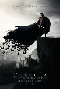 Drácula: A História Nunca Contada - poster nacional