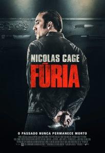 Fúria - poster nacional