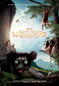Ilha dos Lêmures - Madagascar - poster