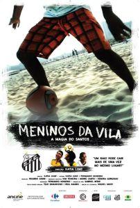 Meninos da Vila - A Magia do Santos - poster