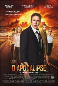 O Apocalipse - poster nacional