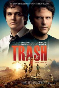 Trash: A Esperança Vem do Lixo - poster nacional