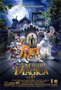 A Mansão Mágica - poster nacional