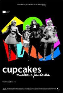 Cupcakes: Música e Fantasia - poster nacional