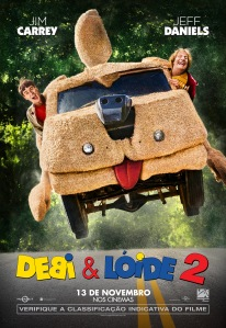 Debi & Lóide 2 - poster nacional