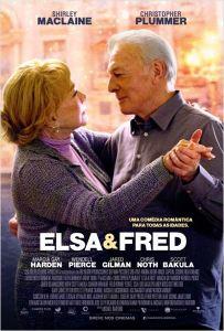 Elsa & Fred - poster nacional