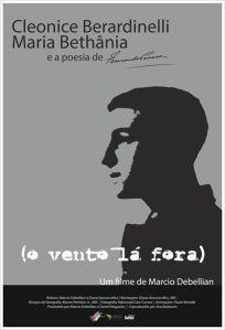 (O Vento Lá Fora) - poster
