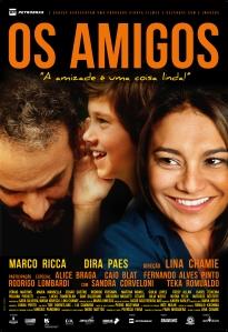 Os Amigos - poster