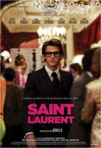 Saint Laurent - poster nacional