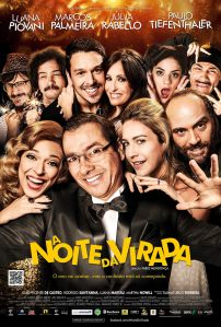 A Noite da Virada - poster