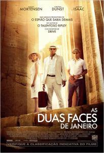 As Duas Faces de Janeiro - poster nacional