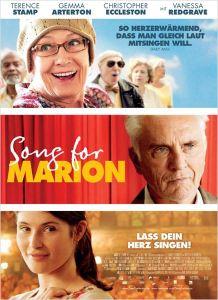 Canção Para Marion - poster