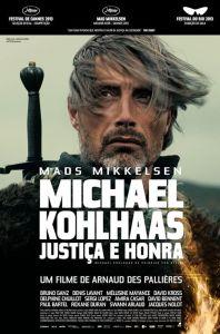 Michael Kohlhaas: Justiça e Honra - poster nacional